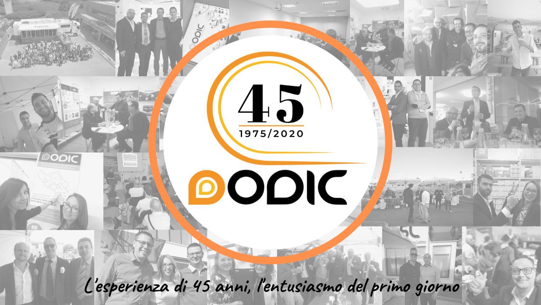 45 anni di esperienza nella distribuzione di sistemi di sicurezza e automazione nel Centro Italia