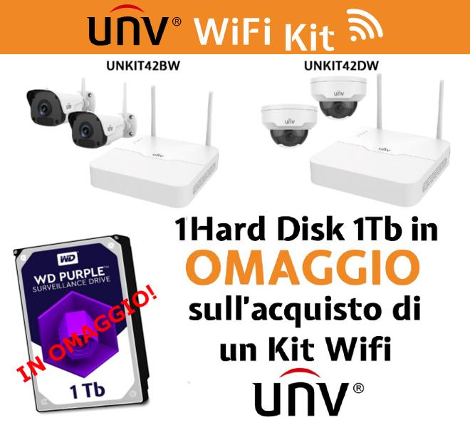 Scopri i kit Wifi di UNV!