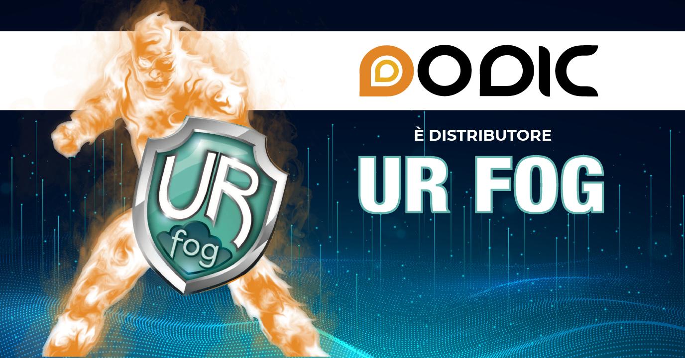 Dodic è distributore UR FOG