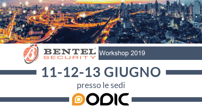 Workshop bentel presso Dodic