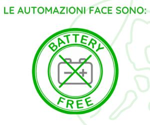 Face Automation: automazioni supercapacitor senza batteria