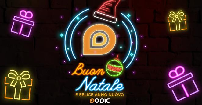 Buon natale da Dodic