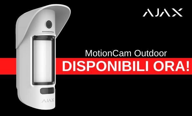 Prenota il tuo MotionCam Outdoor da Dodic