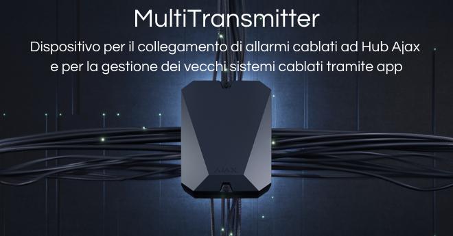 Multitransmitter Ajax